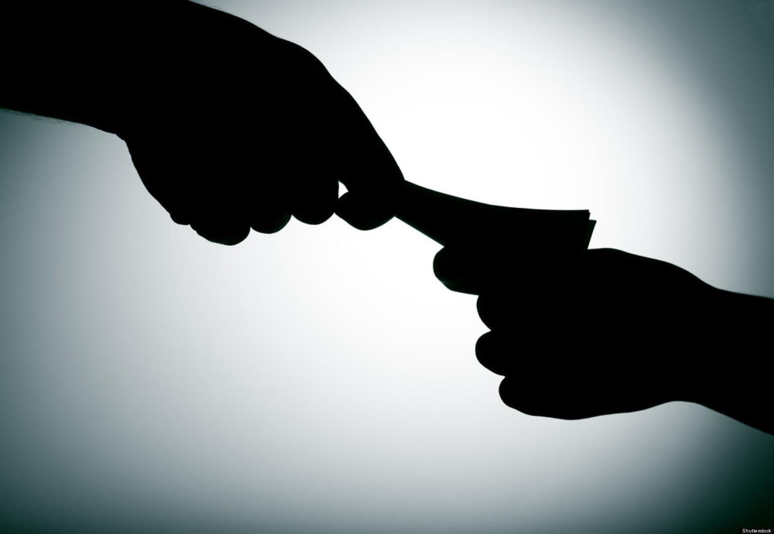whistleblowing about corruption